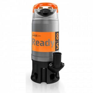 Pompă submersibilă pentru drenaj 2 țoli Xylem Ready 8S - 0,9 kW, cu flotor