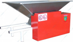Zdrobitor fructe electric ENO 2 INOX CU PROTECTIE