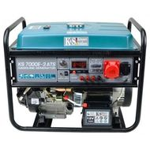 Generator de curent 5.5 kW, KS 7000E-3 ATS - Konner and Sohnen