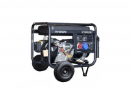 GENERATOR TRIFAZAT FULL POWER HY10000LEK-3 + kit de roti
