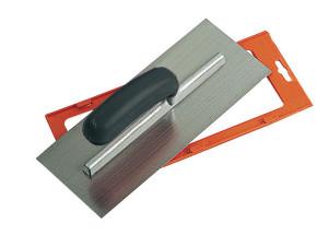 Gletiera 0,5 mm cu montura de aluminiu, lama flexibila si tesita, maner banana 305×120