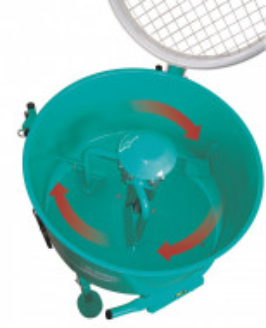 Malaxor Planetar Mix 120 Plus, capacitate 120 l