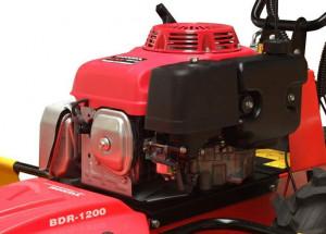 Motocositare Vari BDR-1200 cu 2 tamburi, 13 CP, 120 cm, Motor Honda