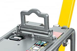 Placa compactoare reversibila Wacker BPU2540A