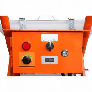 Pompa pentru gleturi si decorativa Bisonte PAZ T5 debit 15 l/min., motor 2200W