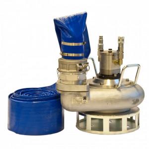 Pompă submersibilă acționată hidraulic Hycon HWP 4 țoli