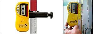 Receptor electronic pentru laser liniar de la Stabila REC 210