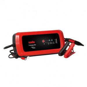Redresor baterii Telwin T-CHARGE20, tensiune incarcare 12/24 V, capacitate baterii Pb/GEL/AGM 5-180 Ah