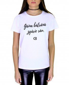 Gaina batrana Tshirt