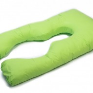 HUSA perna TEO, pentru gravide si alaptare, model Verde, LEMON BOX