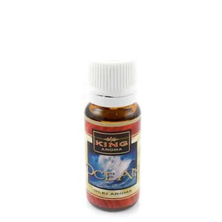 Esenta aromata cu parfum de ocean remediu Feng Shui din Sticla, 70 mm lungime