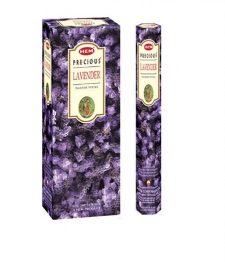Set betisoare parfumate Hem Lavanda 1 set x 6 cutii x 20 betisoare