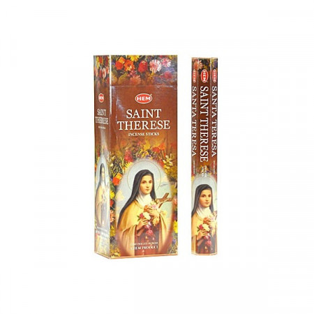 Set betisoare parfumate Hem Santa Teresa 1 set x 6 cutii x 20 betisoare
