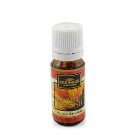 Esenta aromata summer fresh remediu Feng Shui din Sticla, 70 mm lungime