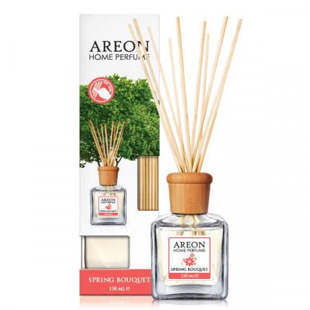 Odorizant camera cu betisoare Areon Home Perfume 150 ml Spring Bouquet