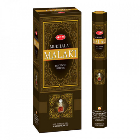Set betisoare parfumate Hem MALAKI 1 set x 6 cutii x 20 betisoare