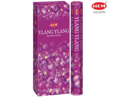 Set betisoare parfumate Hem Ylang Ylang 1 set x 6 cutii x 20 betisoare