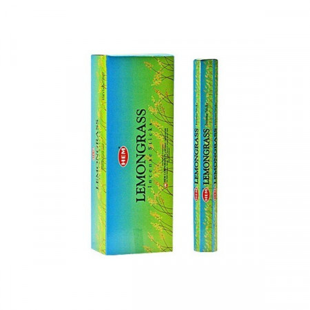 Set betisoare parfumate Hem lemongrass 1 set x 6 cutii x 20 betisoare