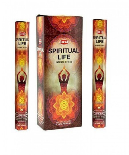 Set betisoare parfumate Hem Viata spirituala 1 set x 6 cutii x 20 betisoare