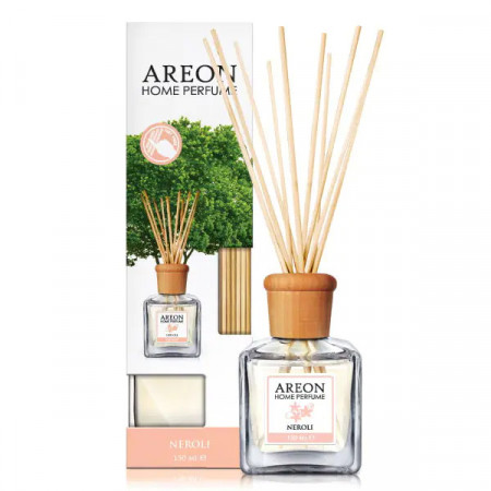 Odorizant camera cu betisoare Areon Home Perfume 150 ml Neroli