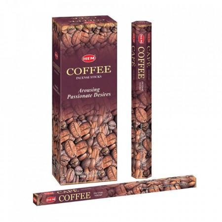 Set betisoare parfumate Hem CAFEA 1 set x 6 cutii x 20 betisoare