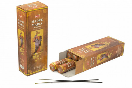 Set betisoare parfumate Hem Madre Maria 1 set x 6 cutii x 20 betisoare
