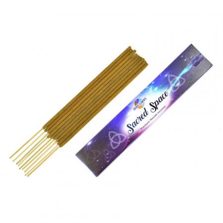 Betisoare parfumate Premium HEM Spatiu Sacru 15g