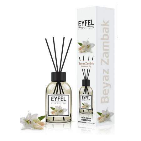 Parfum de camera CRIN ALB, Eyfel, 110 ml