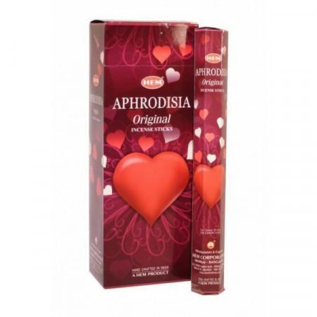 Set betisoare parfumate Hem Afrodisiac 1 set x 6 cutii x 20 betisoare
