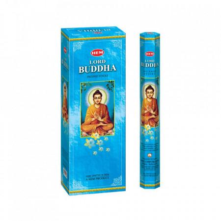 Set betisoare parfumate Hem Lord Buddha 1 set x 6 cutii x 20 betisoare