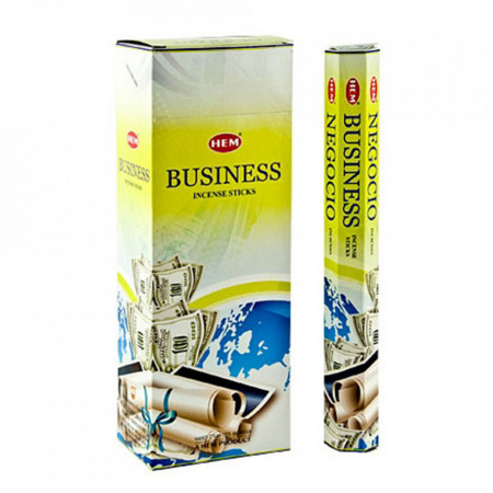 Set betisoare parfumate Hem Business 1 set x 6 cutii x 20 betisoare