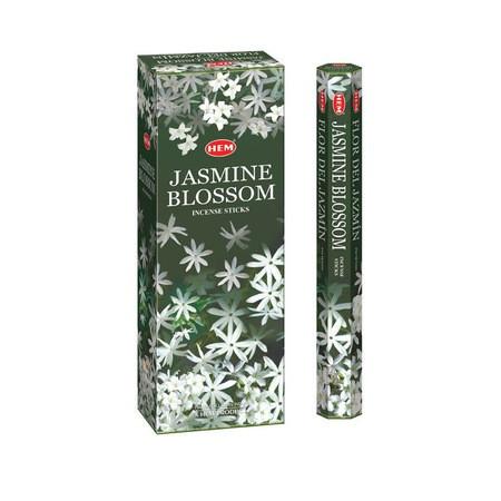 Set betisoare parfumate Hem Jasmine Blossom1 set x 6 cutii x 20 betisoare