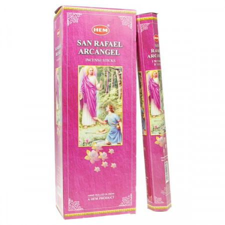 Set betisoare parfumate Hem San Rafael Arcangel 1 set x 6 cutii x 20 betisoare
