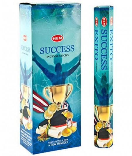 Set betisoare parfumate Hem SUCCES 1 set x 6 cutii x 20 betisoare