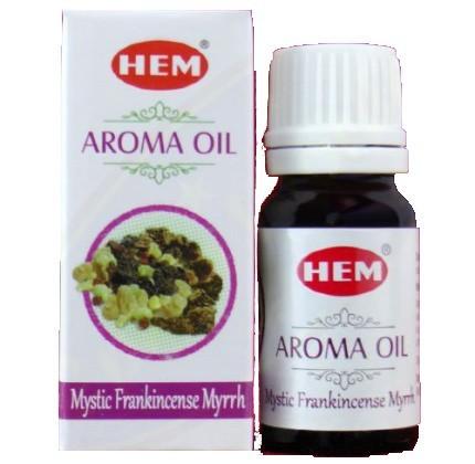 Ulei parfumat Mystic Frankincense Myrrh