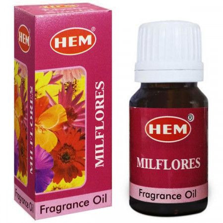 Ulei parfumat Mystic MILEFLORES