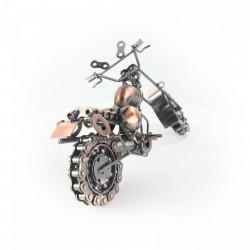 Macheta motocicleta metal Gobi Ride1 27cm x 16cm x 9cm