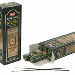 Set betisoare parfumate Hem MUSK 1 set x 6 cutii x 20 betisoare