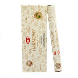 Set betisoare parfumate Hem ARMONIE - SANTAL,MENTA SI CEDARWOOD 1 set x 6 cutii x 20 betisoare