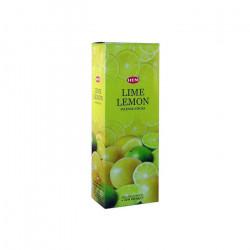 Set betisoare parfumate Hem Lime Lemon 1 set x 6 cutii x 20 betisoare