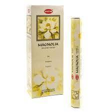 Set betisoare parfumate Hem MAGNOLIE 1 set x 6 cutii x 20 betisoare