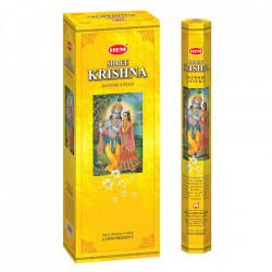 Set betisoare parfumate Hem Shree Krishina 1 set x 6 cutii x 20 betisoare