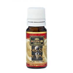 Ulei aromaterapie Feng Shui Metal KINGAROMA 10ml