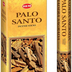 Set betisoare parfumate Hem Palo Santo 1 set x 6 cutii x 20 betisoare