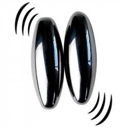 Magneti Hematit ovali antistres 1 set ( 2 buc )