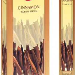 Set betisoare parfumate Hem Scortisoara 1 set x 6 cutii x 20 betisoare
