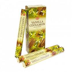 Set betisoare parfumate Hem vanilla cinnamon 1 set x 6 cutii x 20 betisoare