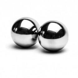 Magneti Hematit sfere antistres 1 set ( 2 buc )