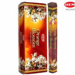 Set betisoare parfumate Hem Orange Blossom 1 set x 6 cutii x 20 betisoare