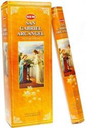 Set betisoare parfumate Hem San Gabriel Arcangel 1 set x 6 cutii x 20 betisoare